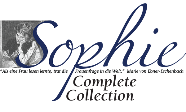 Sophie complete collection