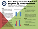 Abuse History and Therapy Participation Among Men and Women in Methadone Maintenance Treatment