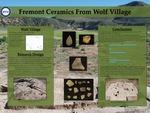 Ceramics From Wolf Village