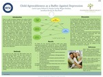 Child Agreeableness as a Buffer Against Depression