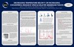 Decreasing Temperature Below Tt or Increasing Cholesterol Enhance Vesibcle-Bilayer Membrane Fusion