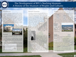 Development of BYU's Teaching Museum: A History of the Museum of Peoples and Cultures