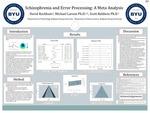 Schizophrenia and Error Processing: A Meta Analysis