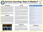 Service-Learning: Does it Matter?