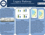 Legacy Parkway: Evaluating the effects of construction on wetland patterns