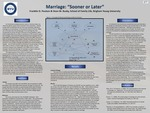 Marriage: Sooner or Later