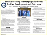 Service-Learning in Emerging Adulthood: Positive Development and Outcomes