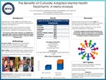 The Benefits of Culturally Adapted Mental Health Treatments: A Meta-Analysis