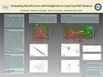 Evaluating Fall-of Curves with Straight-line or Least Cost Path Distance by Robert J. Bischoff