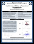 Uric Acid Levels in Relation to Progression of Multiple Sclerosis