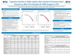Cognitive Decline in Older Adults After Incident Coronary Heart Disease or After First Receipt of CABG Surgery or PCI by Jacqueline E. Kunzelman, Evan L. Thacker, Rachel M. Gabor, Monica Scrobotovici, Natalie J. Blades, WT Longstreth Jr., Susan R. Heckbert, Bruce M. Psaty, Alice M. Arnold, Annette L. Fitzpatrick, David J. Llewellyn, Elżbieta Kuźma, Hooman Kamel, Mandip S. Dhamoon, Sarwat I. Chaudhry, John A. Dodson, Dawson W. Hedges, Shawn D. Gale, Lance D. Erickson, and Bruce L. Brown