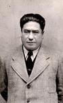 Portrait of Manuel Nuñez Butrón, ca. 1940's