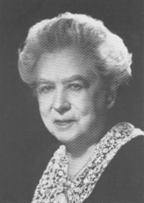 Hermine Cloeter, 1879-1970