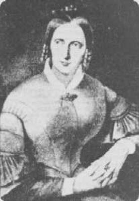 Annette von Droste-Hülshof, 1797-1848