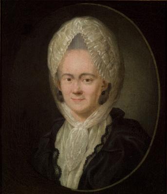 Sophie von La Roche, 1731-1807