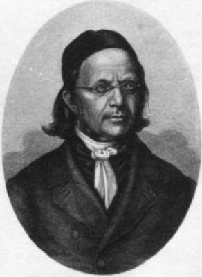 Christian Gottlob Barth, 1799-1862