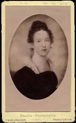 Maria Belli-Gontard, 1788-1883