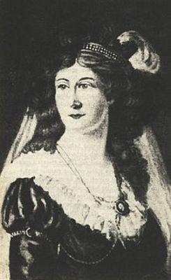 Emilie von Berlepsch, 1755-1830