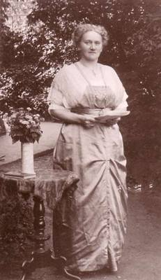 Luise Greger, 1862-1944